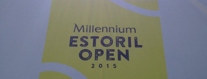 millennium estoril open is one of Oeiras.