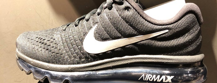 Nike is one of Can : понравившиеся места.