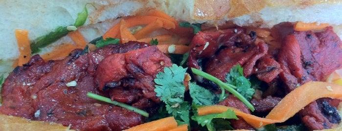 Quoc Huong Banh Mi Fast Food is one of Atlanta 2013 Tom Jones.