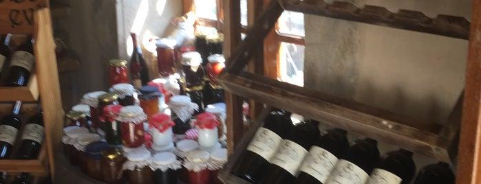 Kemanci Şarap Evi is one of Best Wine Bars in Turkey.