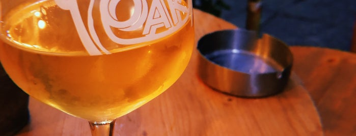 OAK Wine and Craft Beer is one of Craft Beer.