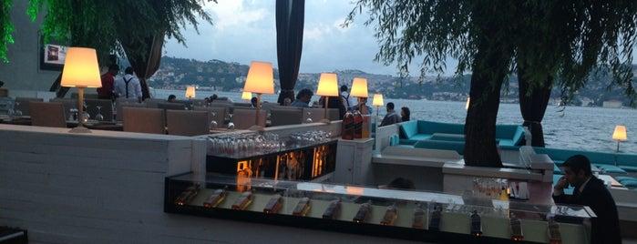 Cafe De Paris is one of Ycard.