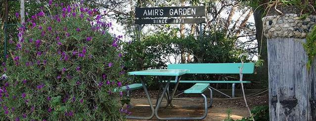 Amir's Garden is one of 10 Best Picnic Spots in Los Angeles.