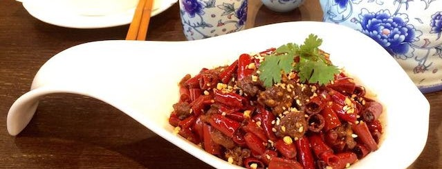 Fang's Kitchen 麻辣飄香 is one of Chris' LA To-Dine List.