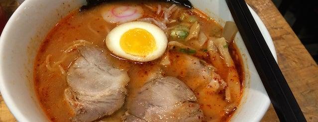 Ramen Yukinoya is one of The Best Ramen in Los Angeles.