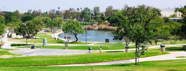 Polliwog Park is one of 10 Best Picnic Spots in Los Angeles.
