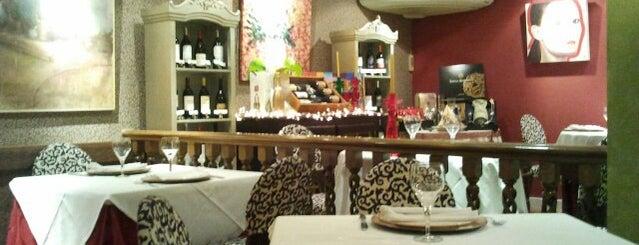 Los Cerros is one of Restaurants Madrid.