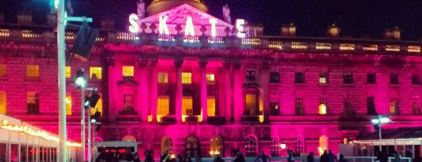 Somerset House is one of Pleasure Spots in the UK.
