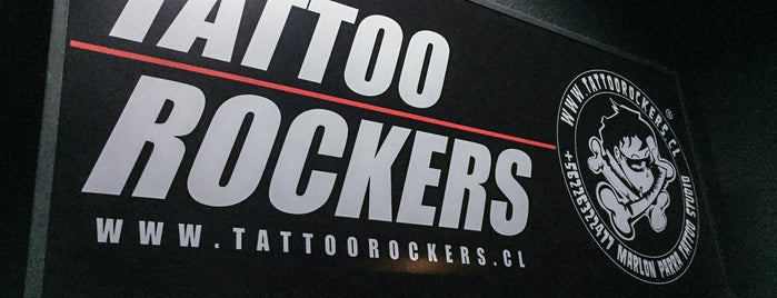 Tattoo Rockers (Bar The Clinic) is one of Santiago.