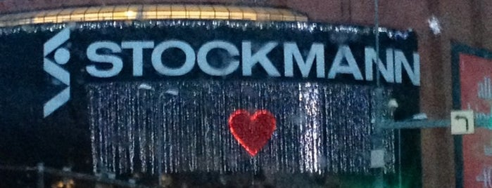 Stockmann is one of Posti che sono piaciuti a Galia.