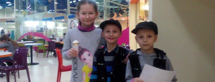 KidsWill is one of Locais curtidos por Игорь.