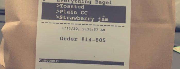 Rockstar Bagels is one of Austin.