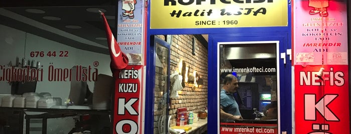 İmren Köfte Kokoreç is one of Ege ve Akdeniz.