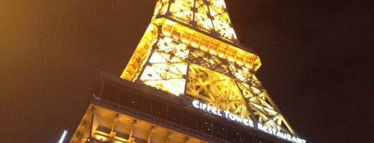 Eiffel Tower is one of prefeitura.