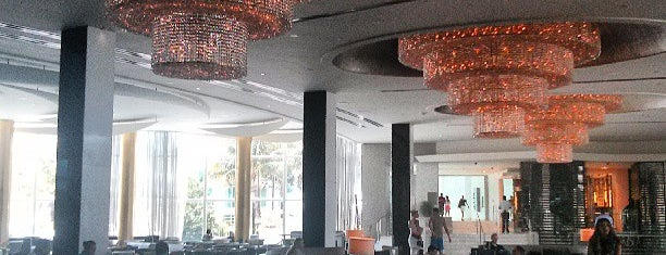 Fontainebleau Miami Beach is one of Miami Florida - Peter's Fav's.