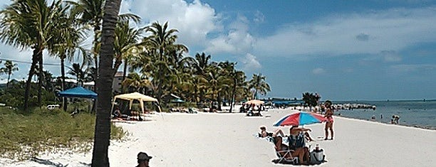 Smathers Beach is one of Key West.