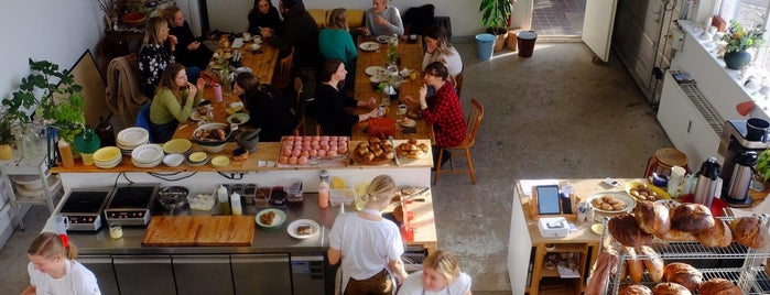 Lille Bakery is one of Ea&Justins recommendations for our guests<3.