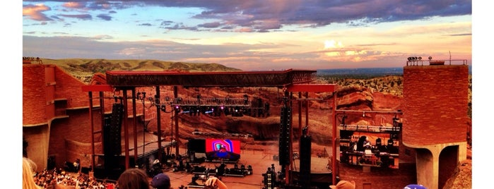 Red Rocks Park & Amphitheatre is one of USA #4sq365us.