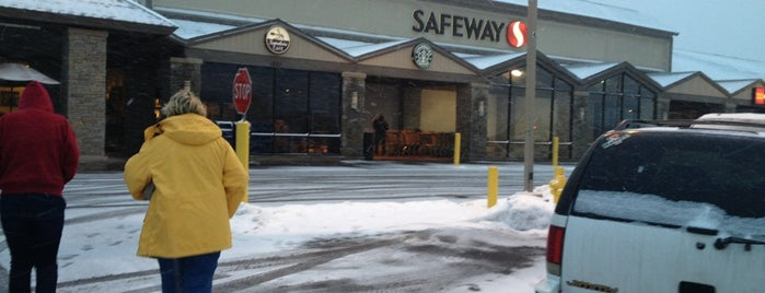 Safeway is one of Shopping.