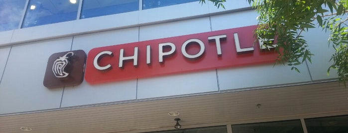 Chipotle Mexican Grill is one of How The West Was Won.