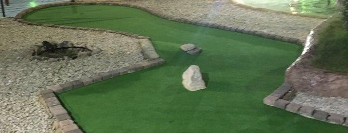 Fantasy Mini Golf is one of Zakynthos.