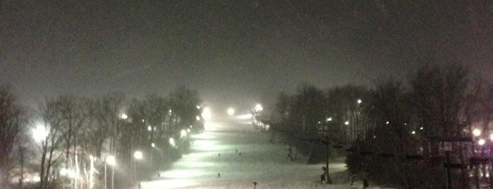 Roundtop Mountain Resort is one of ianさんの保存済みスポット.