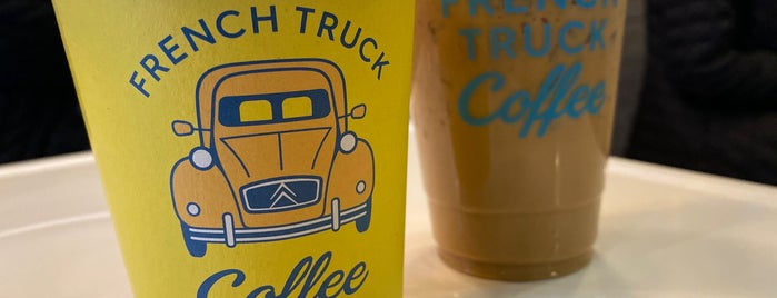 French Truck Coffee is one of Lizさんのお気に入りスポット.