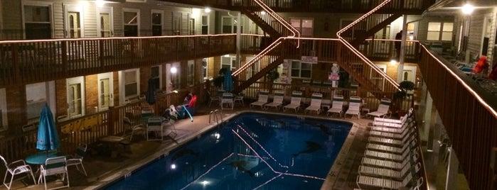Ocean Terrance Hotel is one of Vanessa : понравившиеся места.