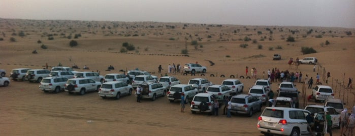 Desert Rangers Safari Camp is one of Yunus : понравившиеся места.