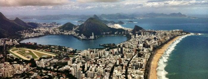 Trilha do Dois Irmãos is one of Rio de Janeiro.
