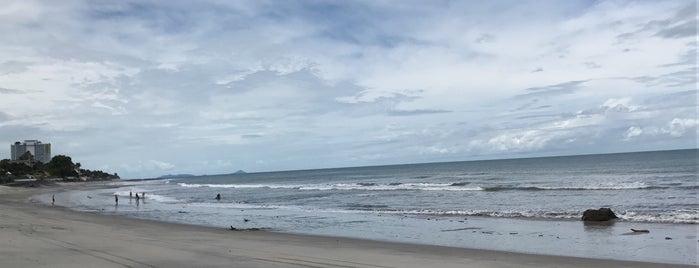 Playa Teta is one of Locais curtidos por Max.