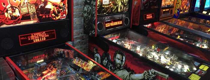 Logan Arcade is one of Fancy Night Out: Great Spots for Special Occasions.