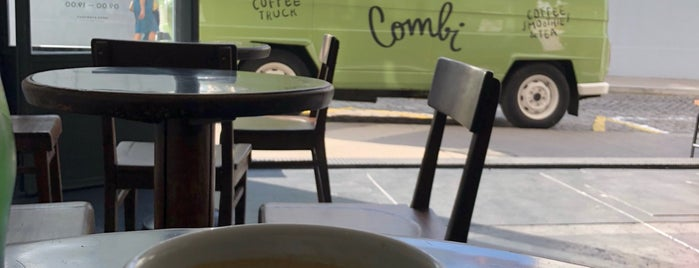 Combi Coffee Co. is one of porto..