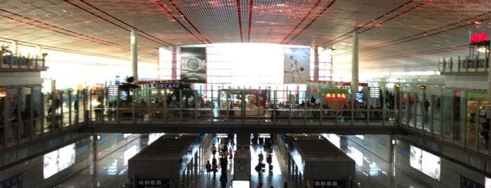 Pekin Başkent Uluslararası Havalimanı (PEK) is one of Airports of the World.