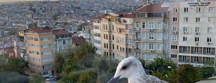 Hamdi Restaurant Pera is one of Istanbul'da en iyi yerler 2020.