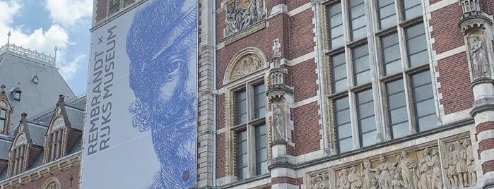 Museumkwartier is one of Orte, die Daniil gefallen.