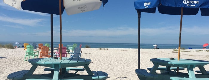 South Beach Bar And Grille is one of Boca Grande ☀️🌴.