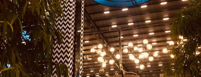Lara Balkon Cafe is one of Tempat yang Disukai Mutlu Son.