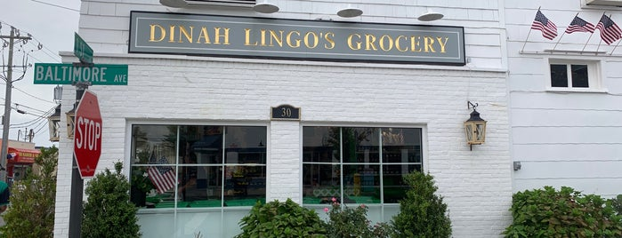 Lingo's Market is one of (Delaware) Beach Bound.