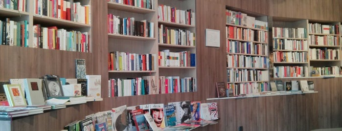 ocelot, not just another bookstore is one of Francesco'nun Kaydettiği Mekanlar.