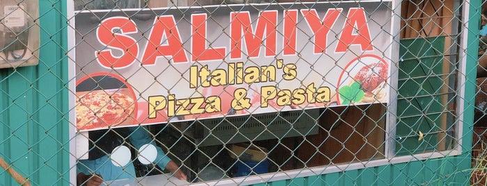 Salmiya - Italian Pizza is one of Lugares favoritos de Shaddawn.