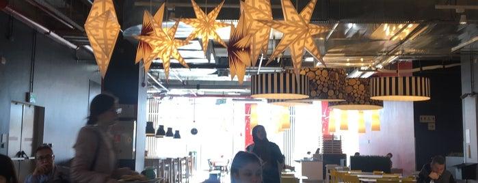 Ikea Restaurant & Cafe is one of Lugares favoritos de H.