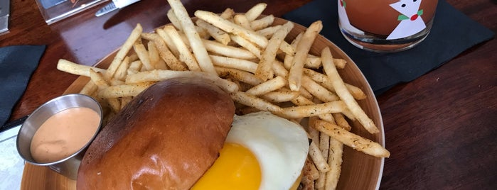The Delta is one of Chicago: Favorite Burgers.
