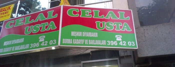 Celal Usta is one of Locais curtidos por Gökhan.