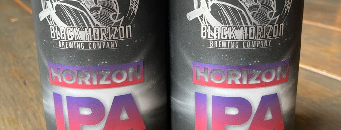 Black Horizon Brewery is one of Chicago area breweries.