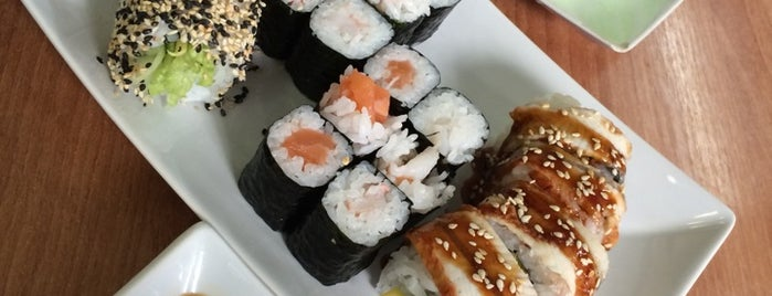 Sushi Time is one of To-Do in Prague I.