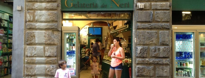 Gelateria dei Neri is one of Floransa.