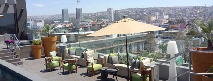 K Tower Urban Boutique Hotel Tijuana is one of Rogelioさんのお気に入りスポット.