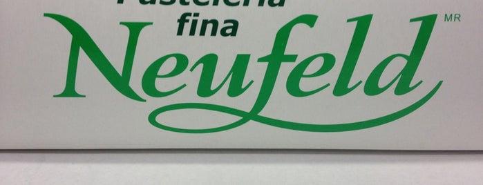 Pasteleria Neufeld is one of Posti che sono piaciuti a Nomnomnom.