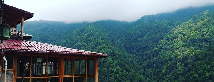 Seyr-İ Cennet Dağ Evleri is one of Orte, die Sadalmelek gefallen.